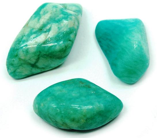 Amazonite Crystal Healing Properties