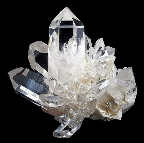 Quartz Crystal Healing Properties