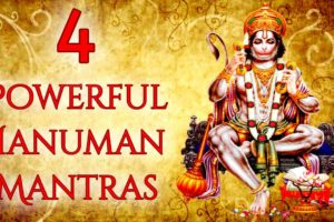 Powerful Hanuman Mantras