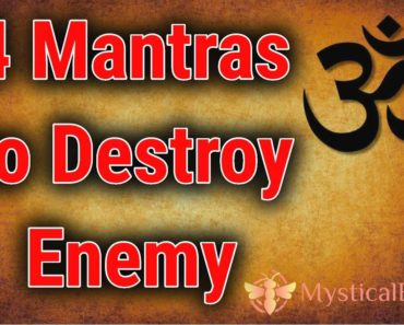 Destroy Enemy Mantras