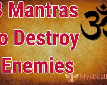 3 Mantras to Destroy Enemies