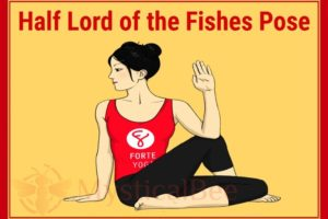 Half Lord of the Fishes Pose