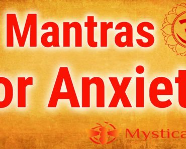 5 Mantras for Anxiety